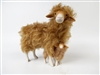 Colin's Creatures Porcelain sheep figurines, Brigasca Ewe Straddling Lamb