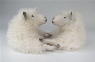 Colin's Creatures Sheep Figurines,