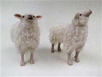 Colin's Creatures Life Like Sheep Figurines, Galway Flock