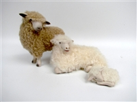 Holy Family (Sheep)