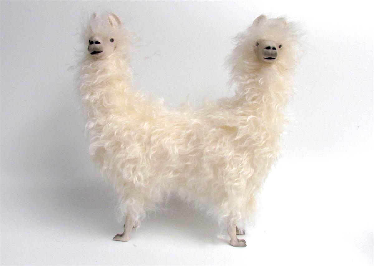Llama Push Me Pull You