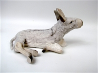 Lying Nativity Donkey