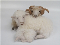 Holy Family Reclined (sheep)