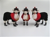 Santa's Nutcracker Elf Sheep
