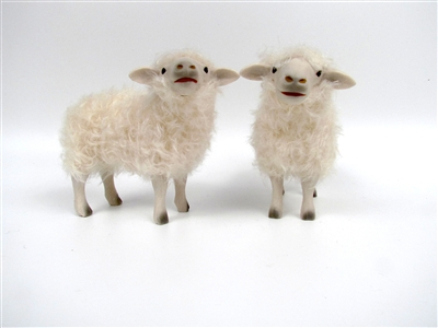 Colin's Creatures Slovenian Bovska Sheep Figurines