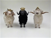 Three Wise Ram Kings