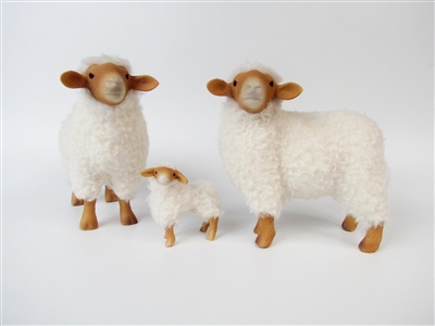 Colin's Creatures Handmade Mother's Day Sheep, Tunis Family