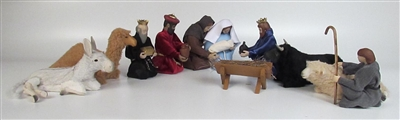 Lying Nativity Complete