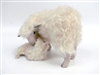 Colin's Creatures Porcelain Animal figurines, Cotswold Ewe Snuggling Lamb
