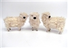 Colin's Creatures Handmade Sheep Figurines, Dartmoor Flock