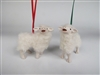 Baaing Cotswold Lamb Ornament