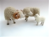 Colin's Creatures Handmade Sheep Figurines, Dorset Family Showing Great  Attention
