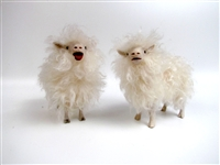 Colin's Life Life Sheep Figurines,  Faroe Island Ewes