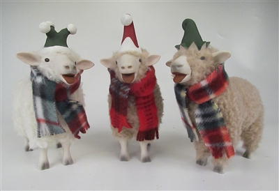 Santa's Elf Sheep