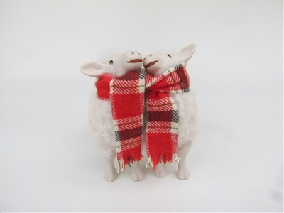 Inseparable Holiday Lambs