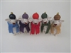 Baaing Elf Lambs w/Ornament Hats Group