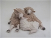 Colin's Creatures Handmade Sheep Figures, Mother's Day, Romney Family